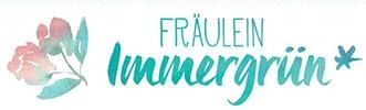 Fräulein Immergrün-Logo