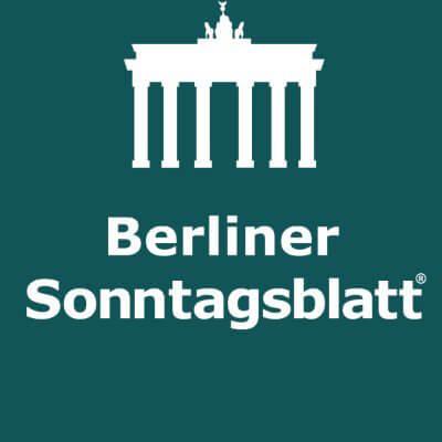 Berliner Sonntagsblatt Logo