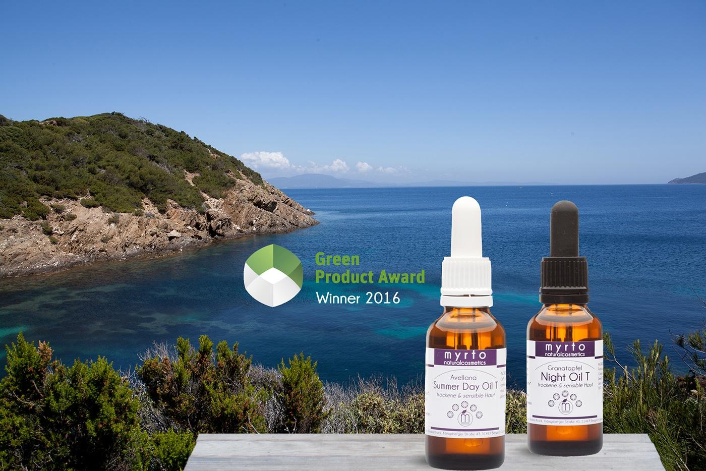 Green Product Award Winner 2016