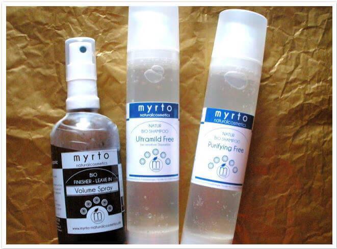 Purifying Free Bio Shampoo Zur Milden Entfernung Von Stylingresten