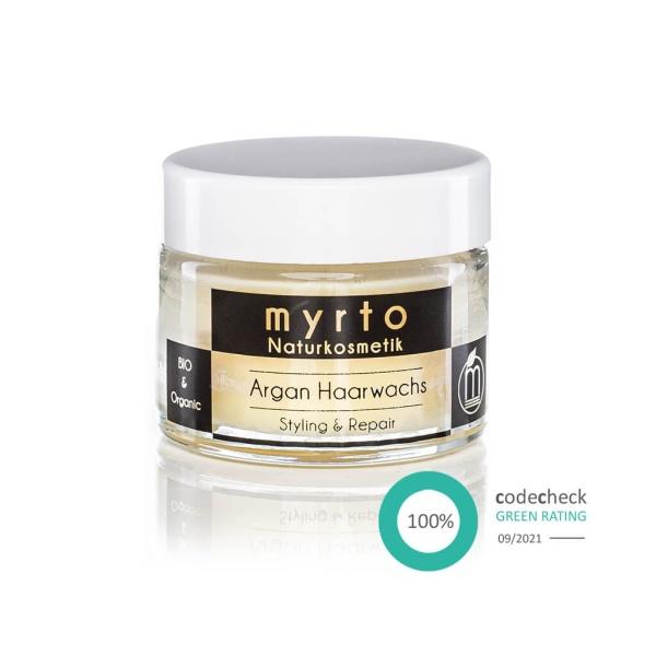 myrto Premium Bio Argan Haarwachs