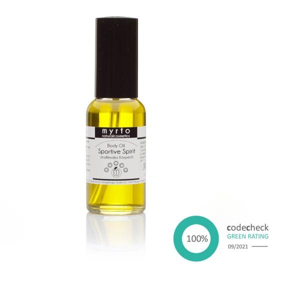 Bio Body Oil Sportive Spirit - Körperöl