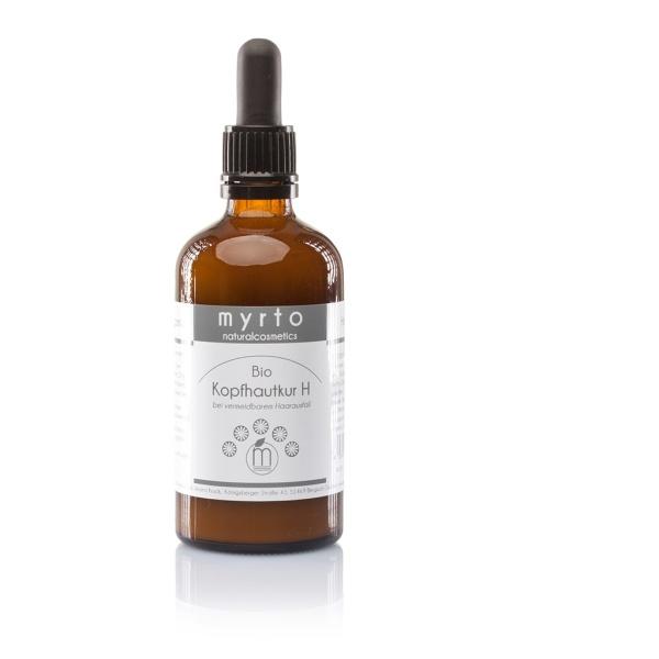 Premium Bio Kopfhautkur H gegen Haarausfall