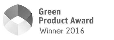 Winner Green Product Award Winner