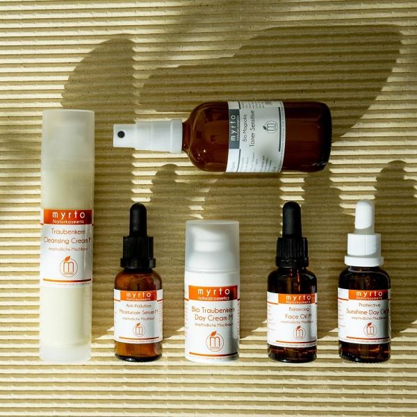 Sensitive Combination Skin - Organic Beauty Routine