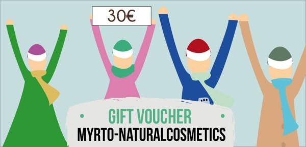 Gift Voucher 30 Euro