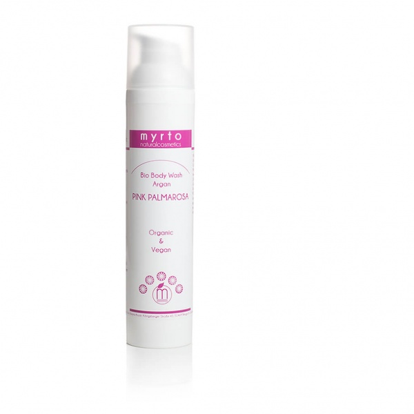 Premium Bio Body Wash Pink Palmarosa 100ml