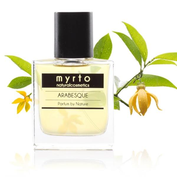 Organic Perfume by Nature ARABESQUE